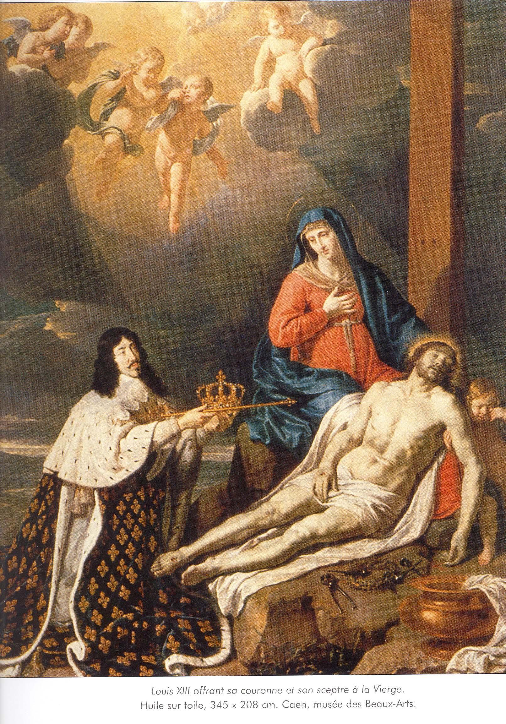 15 août 2016 - Louis XIII